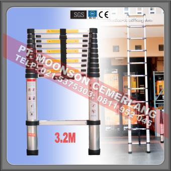 tangga teleskopik 3,2M